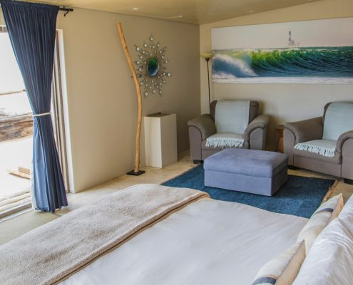 The Ocean Suite - Pelican Point Lodge